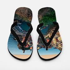 Cinque Terre - Vernazza Flip Flops