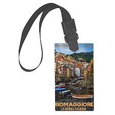 Cinque Terre - Riomaggiore Luggage Tag