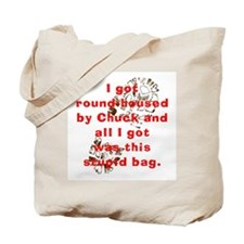 Round House! Tote Bag