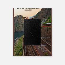 Cinque Terre Railway - Manarola Picture Frame