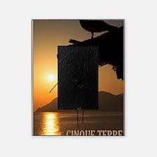 Cinque Terre Sunset Picture Frame