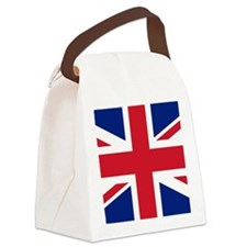Unionflag2 Canvas Lunch Bag
