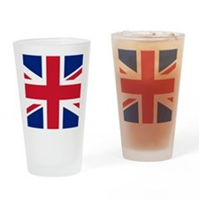 Unionflag2 Drinking Glass