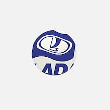 Lada Logo Mini Button