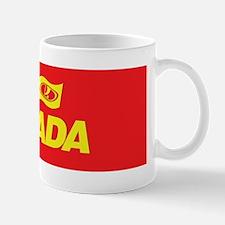 USSR-Lada Long Mug