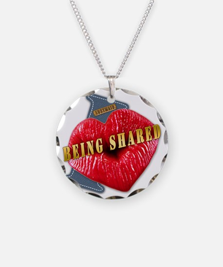 BEINGSHARED---I-LOVE Necklace
