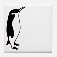 penguin3 Tile Coaster