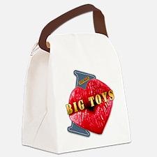 BIGTOYS---I-LOVE Canvas Lunch Bag
