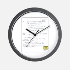 THE PRES - Cheney Evidence Wall Clock