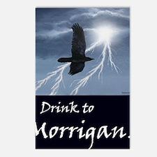 morrigan-stein Postcards (Package of 8)