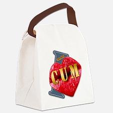 CUM---I-LOVE Canvas Lunch Bag