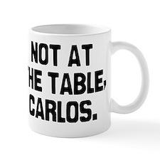 CARLOS TEE Mug