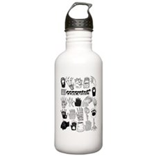 concrete5_paws Water Bottle