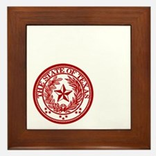 texas Framed Tile