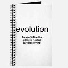 Evolution - bacteria Journal