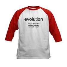 Evolution - bacteria Tee
