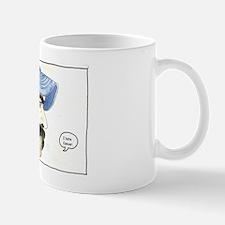 Cr. I hate cancer Mug