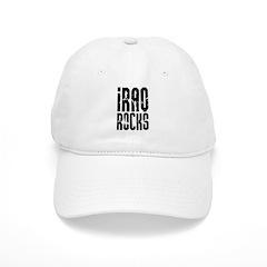 Iraq Rocks Baseball Cap