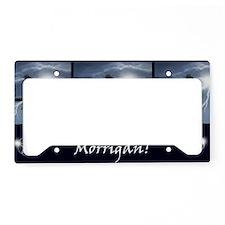 morrigan-stein12 License Plate Holder