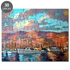 Santa Barbara Puzzle