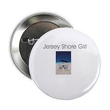 Jersey Shore Girl Button