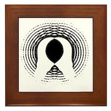 1984 - George Orwell Framed Tile