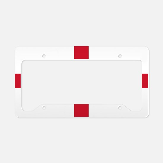 GeorgeCross License Plate Holder