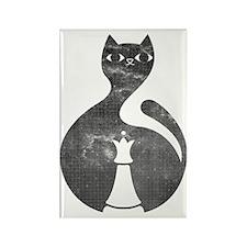 Alice in Wonderland - Lewis Carro Rectangle Magnet