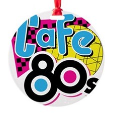 cafe80s Ornament
