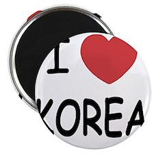 KOREA Magnet