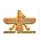 Ancient astronauts Postcards