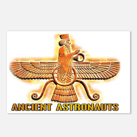 Ancient Aliens Astros Postcards (Package of 8)