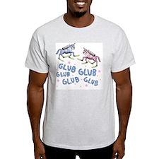 Charlie-D8-WhiteApparel T-Shirt