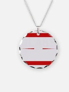 RUNDMC-2011-drks Necklace Circle Charm