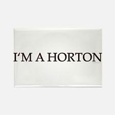 DOOL - I'm A Horton Rectangle Magnet