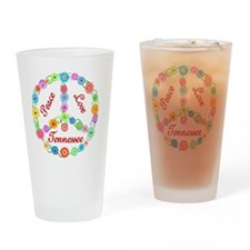 tenn Drinking Glass