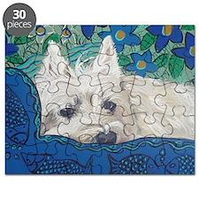 Westie4x6 Puzzle
