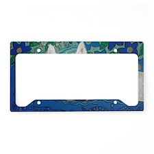 Westie4x6 License Plate Holder