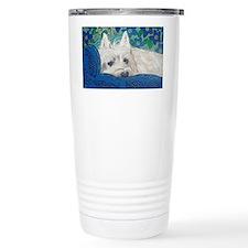Westie4x6 Travel Coffee Mug