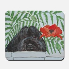 Ruby Red 5x7 Mousepad