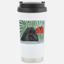 Ruby Red 5x7 Stainless Steel Travel Mug