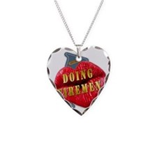 DOINGFIREMEN---I-LOVE Necklace