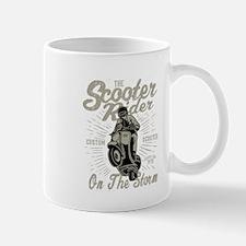 Scooter Rider Mugs
