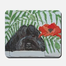 Ruby Red 4x6 Mousepad