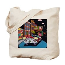Halsted Street Tote Bag