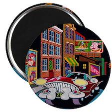 Halsted Street Magnet