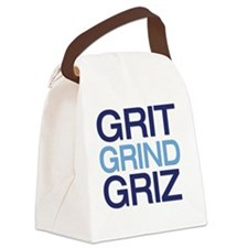 gritgrindgriz Canvas Lunch Bag