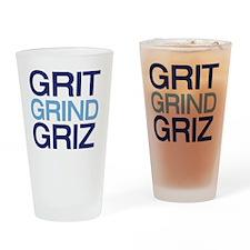 gritgrindgriz Drinking Glass