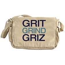 gritgrindgriz Messenger Bag