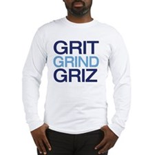 gritgrindgriz Long Sleeve T-Shirt